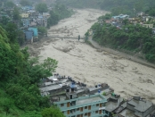 Darchula Flood