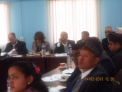 CDRMP/ UNDP First PEB Meeting